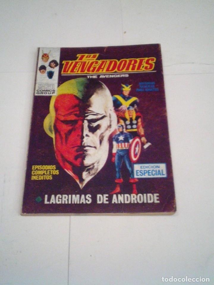 Cómics: LOS VENGADORES - VERTICE - VOLUMEN 1 - COLECCION COMPLETA - 52 NUMEROS - MUY BUEN ESTADO - GORBAUD - Foto 96 - 176450777