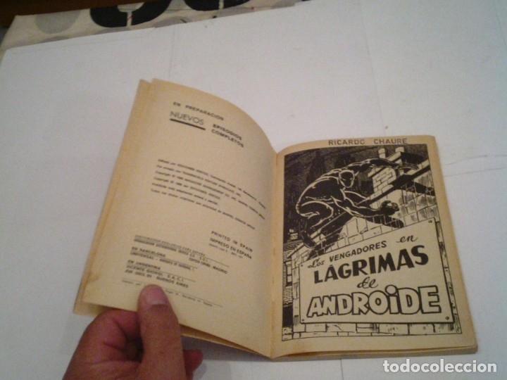 Cómics: LOS VENGADORES - VERTICE - VOLUMEN 1 - COLECCION COMPLETA - 52 NUMEROS - MUY BUEN ESTADO - GORBAUD - Foto 98 - 176450777