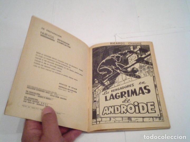 Cómics: LOS VENGADORES - VERTICE - VOLUMEN 1 - COLECCION COMPLETA - 52 NUMEROS - MUY BUEN ESTADO - GORBAUD - Foto 99 - 176450777