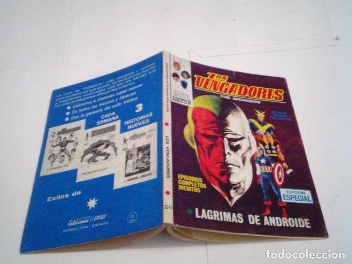 Cómics: LOS VENGADORES - VERTICE - VOLUMEN 1 - COLECCION COMPLETA - 52 NUMEROS - MUY BUEN ESTADO - GORBAUD - Foto 101 - 176450777