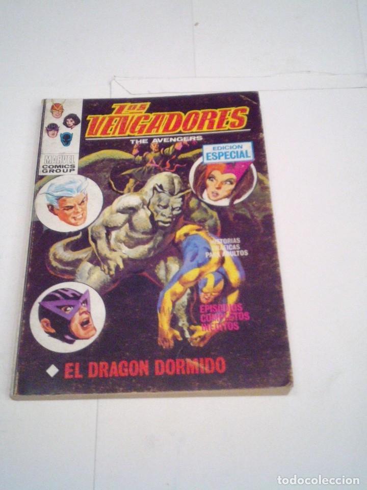 Cómics: LOS VENGADORES - VERTICE - VOLUMEN 1 - COLECCION COMPLETA - 52 NUMEROS - MUY BUEN ESTADO - GORBAUD - Foto 102 - 176450777
