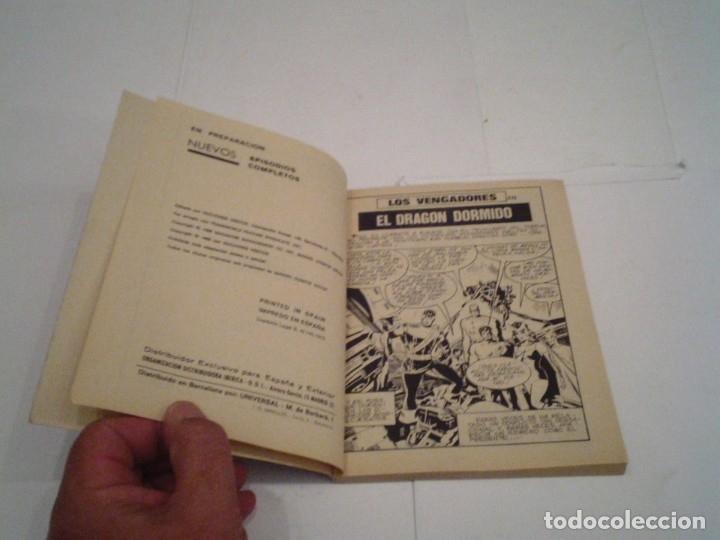 Cómics: LOS VENGADORES - VERTICE - VOLUMEN 1 - COLECCION COMPLETA - 52 NUMEROS - MUY BUEN ESTADO - GORBAUD - Foto 104 - 176450777