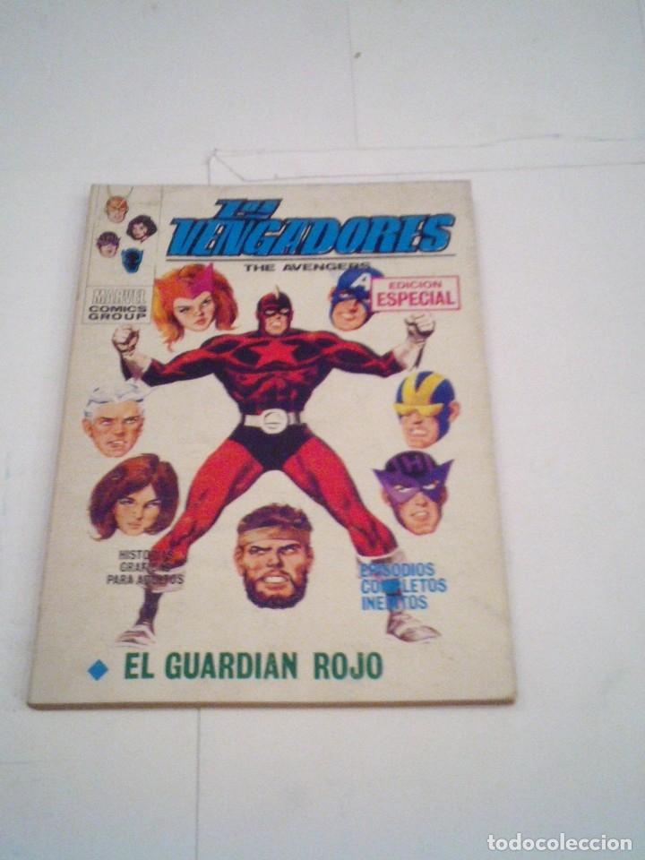 Cómics: LOS VENGADORES - VERTICE - VOLUMEN 1 - COLECCION COMPLETA - 52 NUMEROS - MUY BUEN ESTADO - GORBAUD - Foto 108 - 176450777