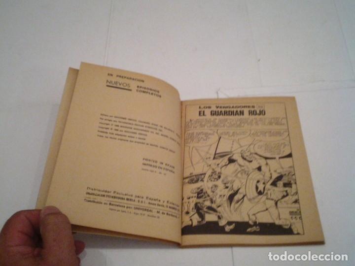 Cómics: LOS VENGADORES - VERTICE - VOLUMEN 1 - COLECCION COMPLETA - 52 NUMEROS - MUY BUEN ESTADO - GORBAUD - Foto 110 - 176450777