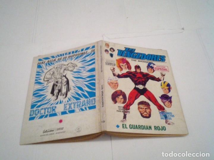 Cómics: LOS VENGADORES - VERTICE - VOLUMEN 1 - COLECCION COMPLETA - 52 NUMEROS - MUY BUEN ESTADO - GORBAUD - Foto 113 - 176450777