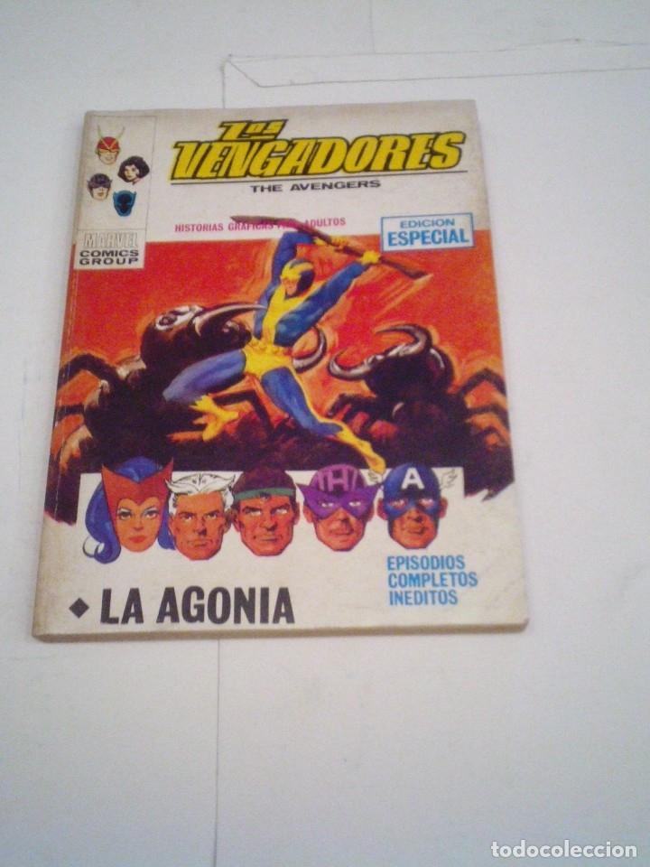 Cómics: LOS VENGADORES - VERTICE - VOLUMEN 1 - COLECCION COMPLETA - 52 NUMEROS - MUY BUEN ESTADO - GORBAUD - Foto 114 - 176450777