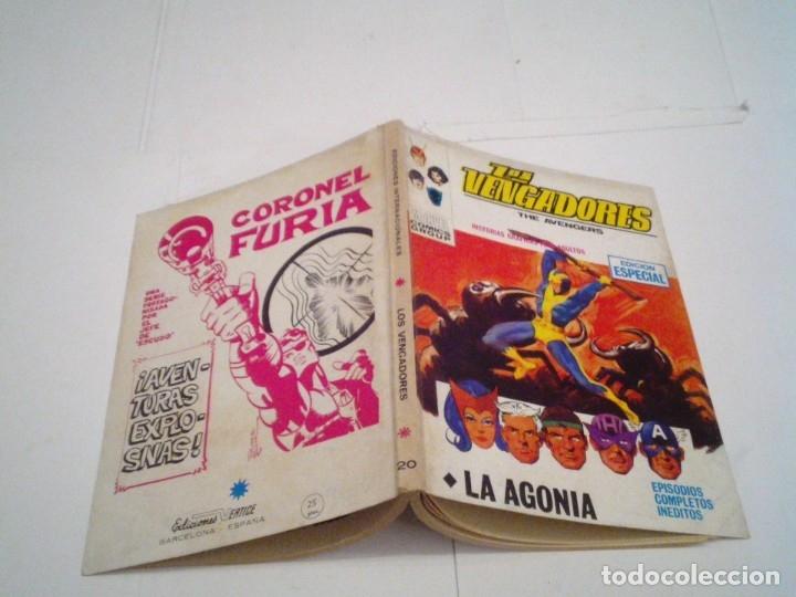 Cómics: LOS VENGADORES - VERTICE - VOLUMEN 1 - COLECCION COMPLETA - 52 NUMEROS - MUY BUEN ESTADO - GORBAUD - Foto 118 - 176450777