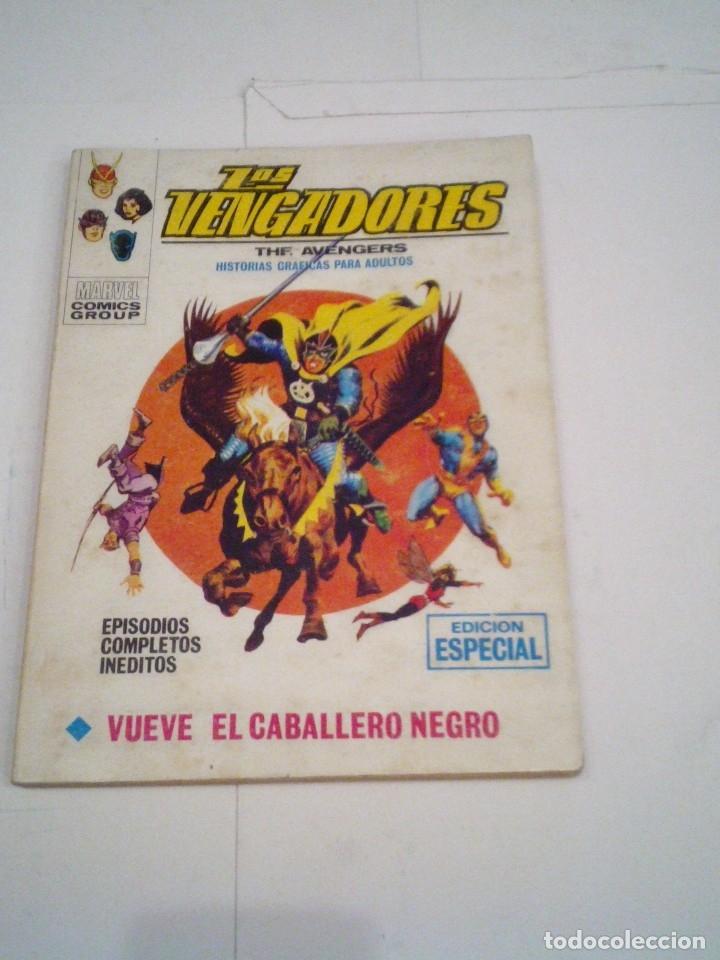 Cómics: LOS VENGADORES - VERTICE - VOLUMEN 1 - COLECCION COMPLETA - 52 NUMEROS - MUY BUEN ESTADO - GORBAUD - Foto 119 - 176450777