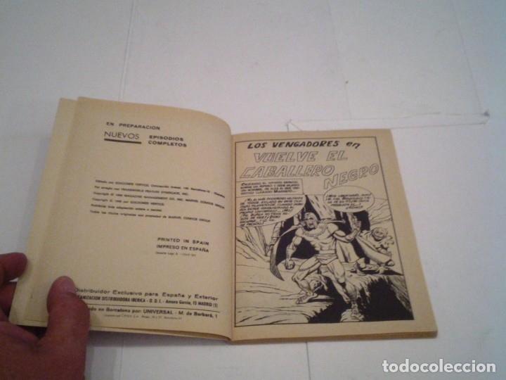 Cómics: LOS VENGADORES - VERTICE - VOLUMEN 1 - COLECCION COMPLETA - 52 NUMEROS - MUY BUEN ESTADO - GORBAUD - Foto 121 - 176450777
