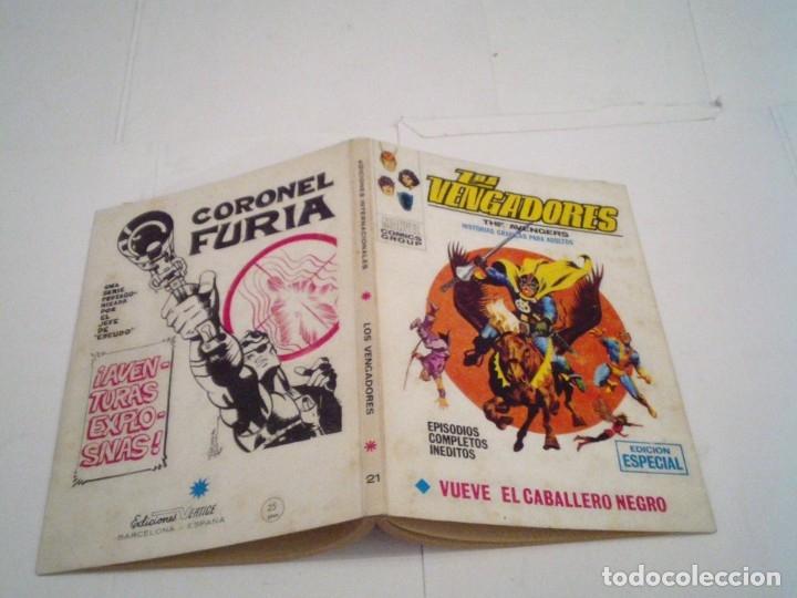 Cómics: LOS VENGADORES - VERTICE - VOLUMEN 1 - COLECCION COMPLETA - 52 NUMEROS - MUY BUEN ESTADO - GORBAUD - Foto 123 - 176450777