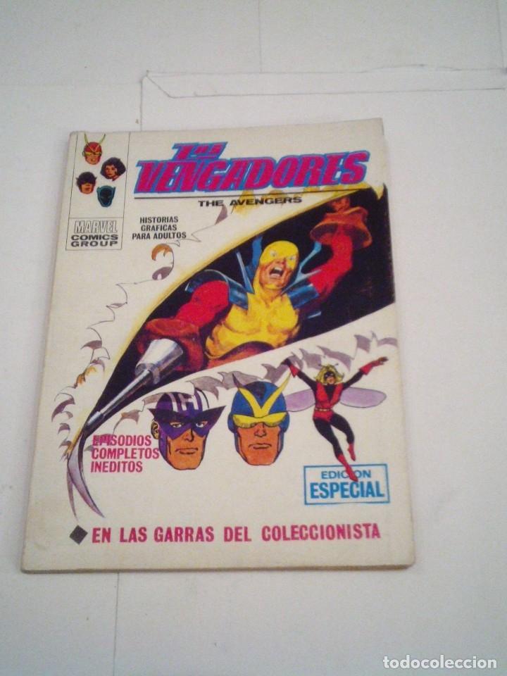 Cómics: LOS VENGADORES - VERTICE - VOLUMEN 1 - COLECCION COMPLETA - 52 NUMEROS - MUY BUEN ESTADO - GORBAUD - Foto 130 - 176450777