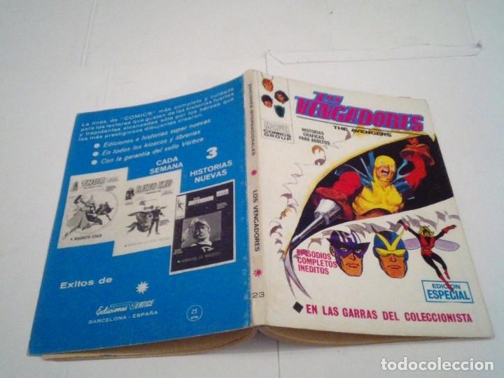Cómics: LOS VENGADORES - VERTICE - VOLUMEN 1 - COLECCION COMPLETA - 52 NUMEROS - MUY BUEN ESTADO - GORBAUD - Foto 135 - 176450777