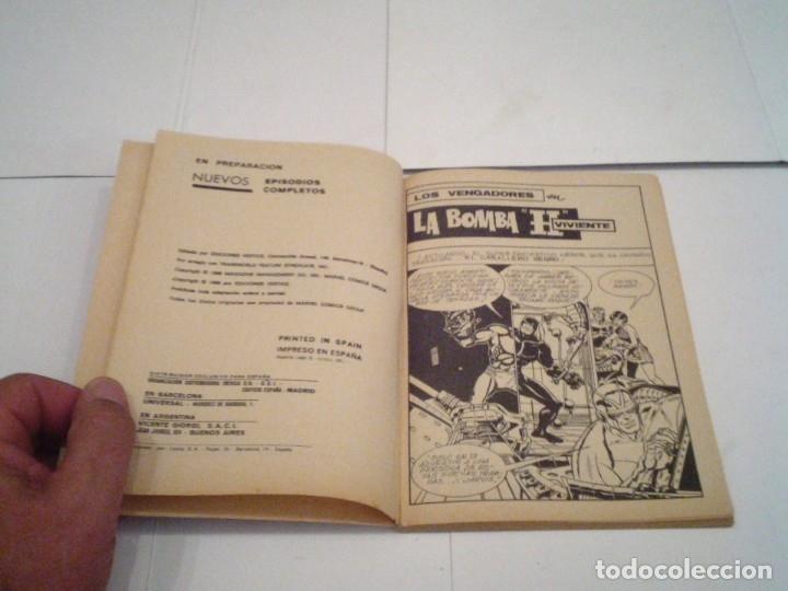 Cómics: LOS VENGADORES - VERTICE - VOLUMEN 1 - COLECCION COMPLETA - 52 NUMEROS - MUY BUEN ESTADO - GORBAUD - Foto 138 - 176450777