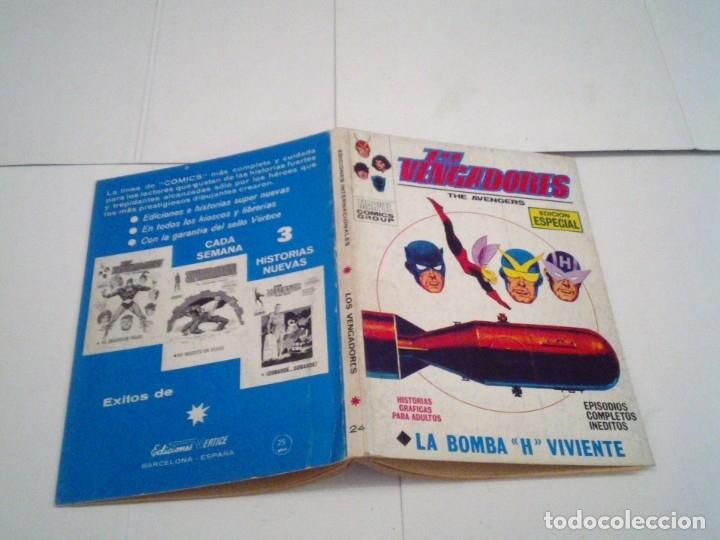 Cómics: LOS VENGADORES - VERTICE - VOLUMEN 1 - COLECCION COMPLETA - 52 NUMEROS - MUY BUEN ESTADO - GORBAUD - Foto 141 - 176450777