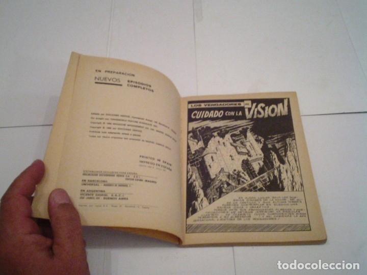 Cómics: LOS VENGADORES - VERTICE - VOLUMEN 1 - COLECCION COMPLETA - 52 NUMEROS - MUY BUEN ESTADO - GORBAUD - Foto 144 - 176450777