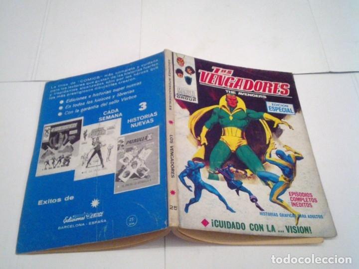 Cómics: LOS VENGADORES - VERTICE - VOLUMEN 1 - COLECCION COMPLETA - 52 NUMEROS - MUY BUEN ESTADO - GORBAUD - Foto 147 - 176450777