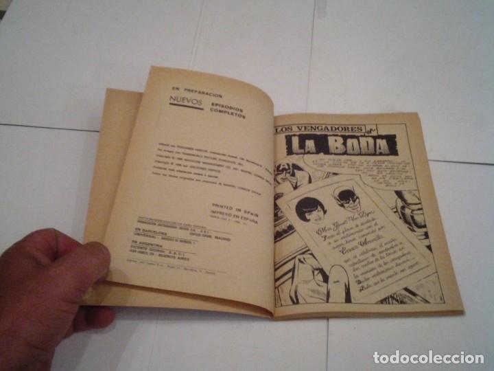 Cómics: LOS VENGADORES - VERTICE - VOLUMEN 1 - COLECCION COMPLETA - 52 NUMEROS - MUY BUEN ESTADO - GORBAUD - Foto 150 - 176450777