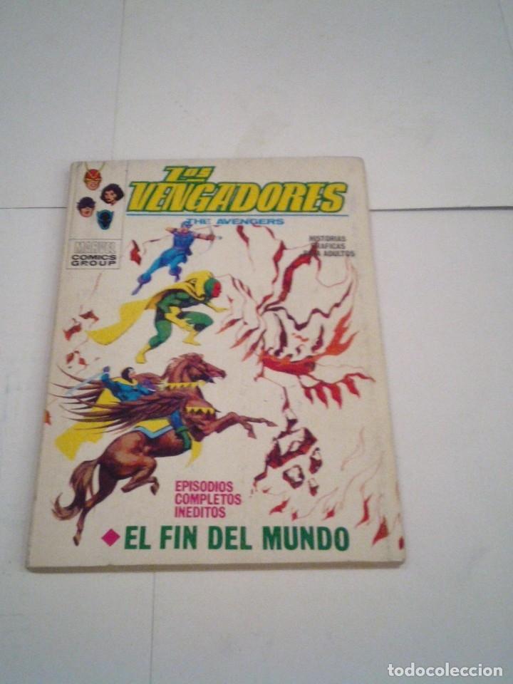 Cómics: LOS VENGADORES - VERTICE - VOLUMEN 1 - COLECCION COMPLETA - 52 NUMEROS - MUY BUEN ESTADO - GORBAUD - Foto 153 - 176450777