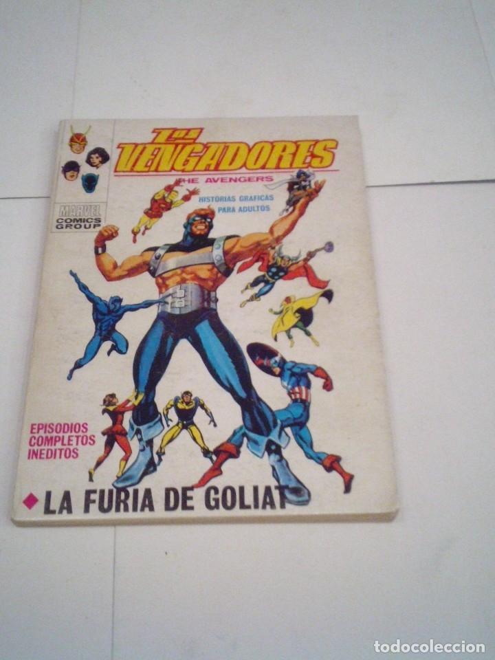 Cómics: LOS VENGADORES - VERTICE - VOLUMEN 1 - COLECCION COMPLETA - 52 NUMEROS - MUY BUEN ESTADO - GORBAUD - Foto 159 - 176450777
