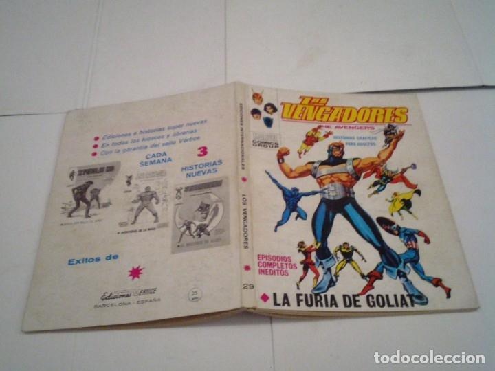 Cómics: LOS VENGADORES - VERTICE - VOLUMEN 1 - COLECCION COMPLETA - 52 NUMEROS - MUY BUEN ESTADO - GORBAUD - Foto 163 - 176450777