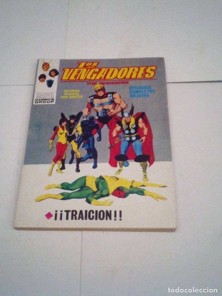 Cómics: LOS VENGADORES - VERTICE - VOLUMEN 1 - COLECCION COMPLETA - 52 NUMEROS - MUY BUEN ESTADO - GORBAUD - Foto 164 - 176450777