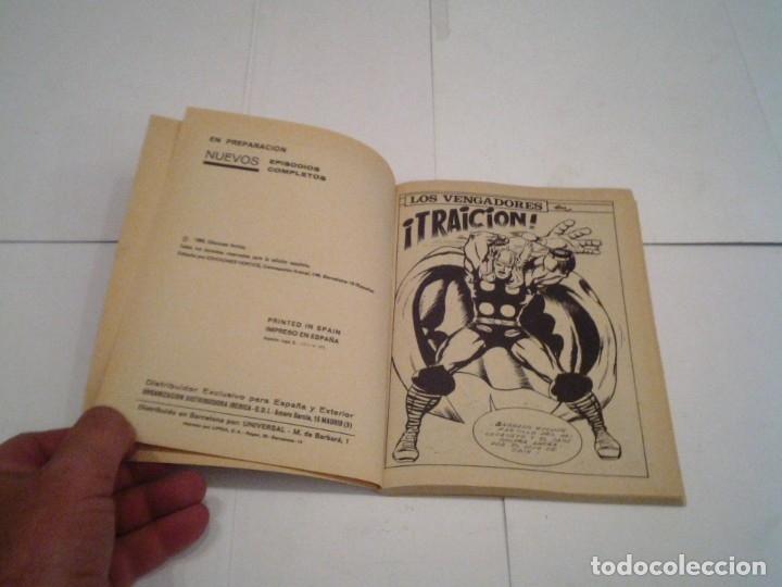 Cómics: LOS VENGADORES - VERTICE - VOLUMEN 1 - COLECCION COMPLETA - 52 NUMEROS - MUY BUEN ESTADO - GORBAUD - Foto 166 - 176450777