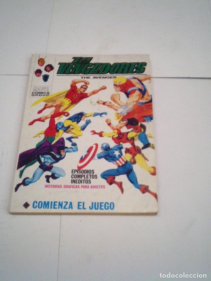Cómics: LOS VENGADORES - VERTICE - VOLUMEN 1 - COLECCION COMPLETA - 52 NUMEROS - MUY BUEN ESTADO - GORBAUD - Foto 170 - 176450777