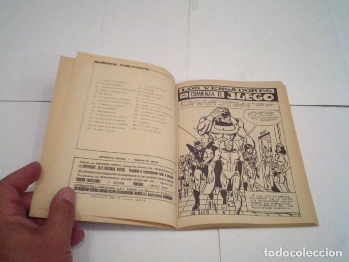 Cómics: LOS VENGADORES - VERTICE - VOLUMEN 1 - COLECCION COMPLETA - 52 NUMEROS - MUY BUEN ESTADO - GORBAUD - Foto 172 - 176450777