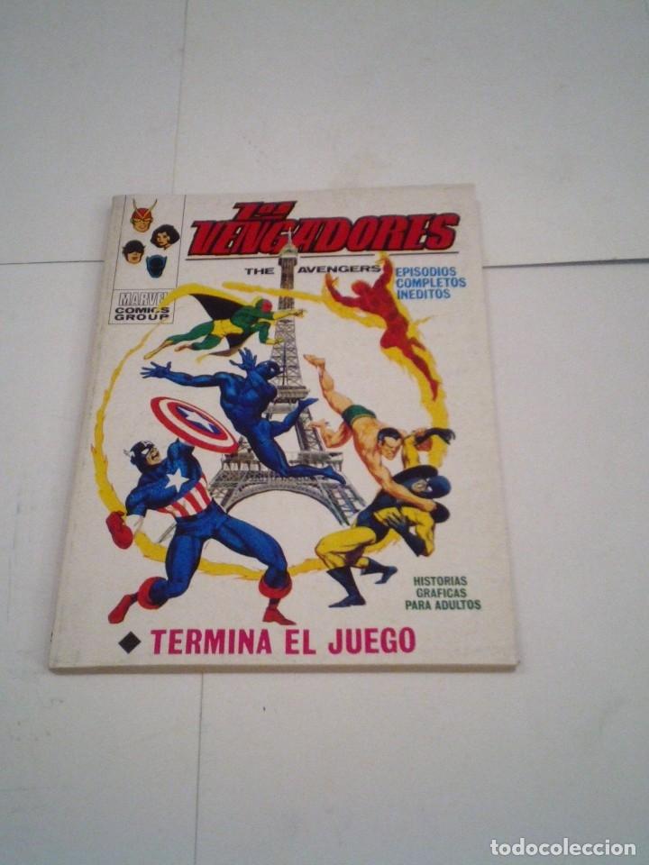 Cómics: LOS VENGADORES - VERTICE - VOLUMEN 1 - COLECCION COMPLETA - 52 NUMEROS - MUY BUEN ESTADO - GORBAUD - Foto 175 - 176450777