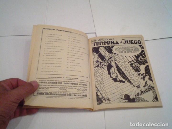 Cómics: LOS VENGADORES - VERTICE - VOLUMEN 1 - COLECCION COMPLETA - 52 NUMEROS - MUY BUEN ESTADO - GORBAUD - Foto 177 - 176450777