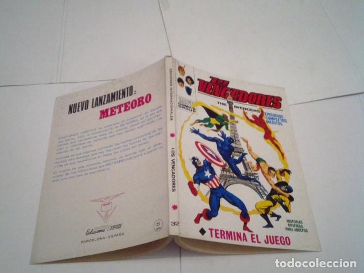 Cómics: LOS VENGADORES - VERTICE - VOLUMEN 1 - COLECCION COMPLETA - 52 NUMEROS - MUY BUEN ESTADO - GORBAUD - Foto 180 - 176450777