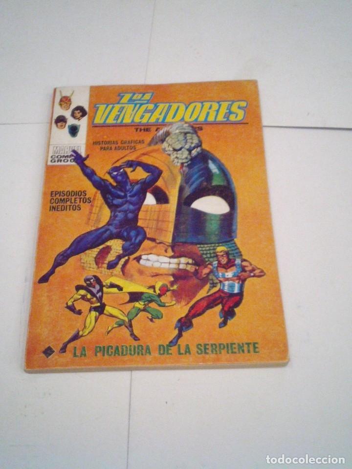 Cómics: LOS VENGADORES - VERTICE - VOLUMEN 1 - COLECCION COMPLETA - 52 NUMEROS - MUY BUEN ESTADO - GORBAUD - Foto 181 - 176450777