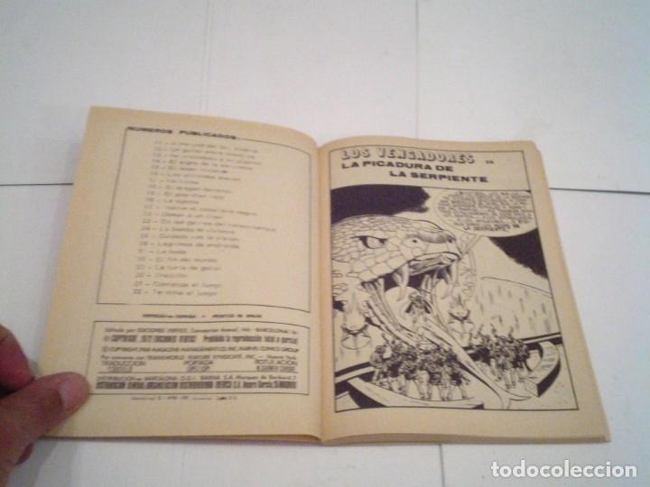 Cómics: LOS VENGADORES - VERTICE - VOLUMEN 1 - COLECCION COMPLETA - 52 NUMEROS - MUY BUEN ESTADO - GORBAUD - Foto 184 - 176450777