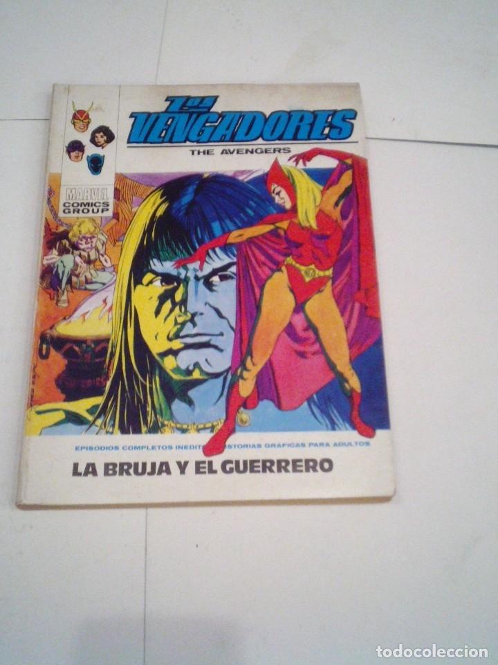 Cómics: LOS VENGADORES - VERTICE - VOLUMEN 1 - COLECCION COMPLETA - 52 NUMEROS - MUY BUEN ESTADO - GORBAUD - Foto 188 - 176450777
