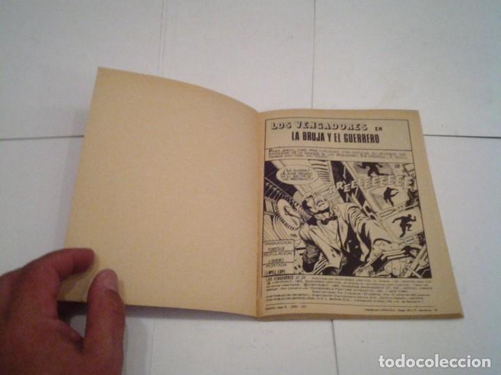 Cómics: LOS VENGADORES - VERTICE - VOLUMEN 1 - COLECCION COMPLETA - 52 NUMEROS - MUY BUEN ESTADO - GORBAUD - Foto 189 - 176450777