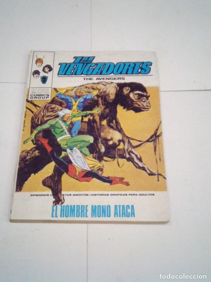 Cómics: LOS VENGADORES - VERTICE - VOLUMEN 1 - COLECCION COMPLETA - 52 NUMEROS - MUY BUEN ESTADO - GORBAUD - Foto 193 - 176450777