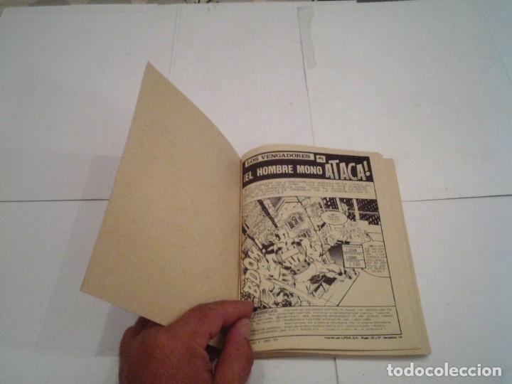 Cómics: LOS VENGADORES - VERTICE - VOLUMEN 1 - COLECCION COMPLETA - 52 NUMEROS - MUY BUEN ESTADO - GORBAUD - Foto 194 - 176450777