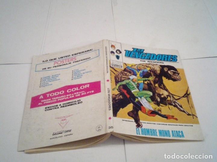 Cómics: LOS VENGADORES - VERTICE - VOLUMEN 1 - COLECCION COMPLETA - 52 NUMEROS - MUY BUEN ESTADO - GORBAUD - Foto 197 - 176450777