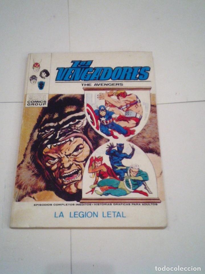Cómics: LOS VENGADORES - VERTICE - VOLUMEN 1 - COLECCION COMPLETA - 52 NUMEROS - MUY BUEN ESTADO - GORBAUD - Foto 198 - 176450777