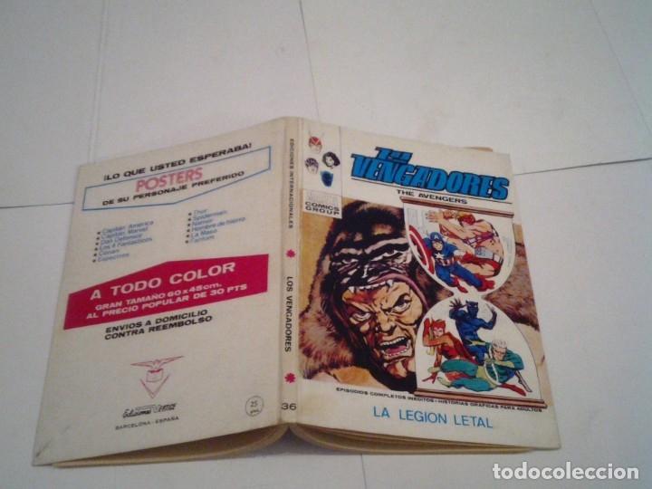 Cómics: LOS VENGADORES - VERTICE - VOLUMEN 1 - COLECCION COMPLETA - 52 NUMEROS - MUY BUEN ESTADO - GORBAUD - Foto 202 - 176450777
