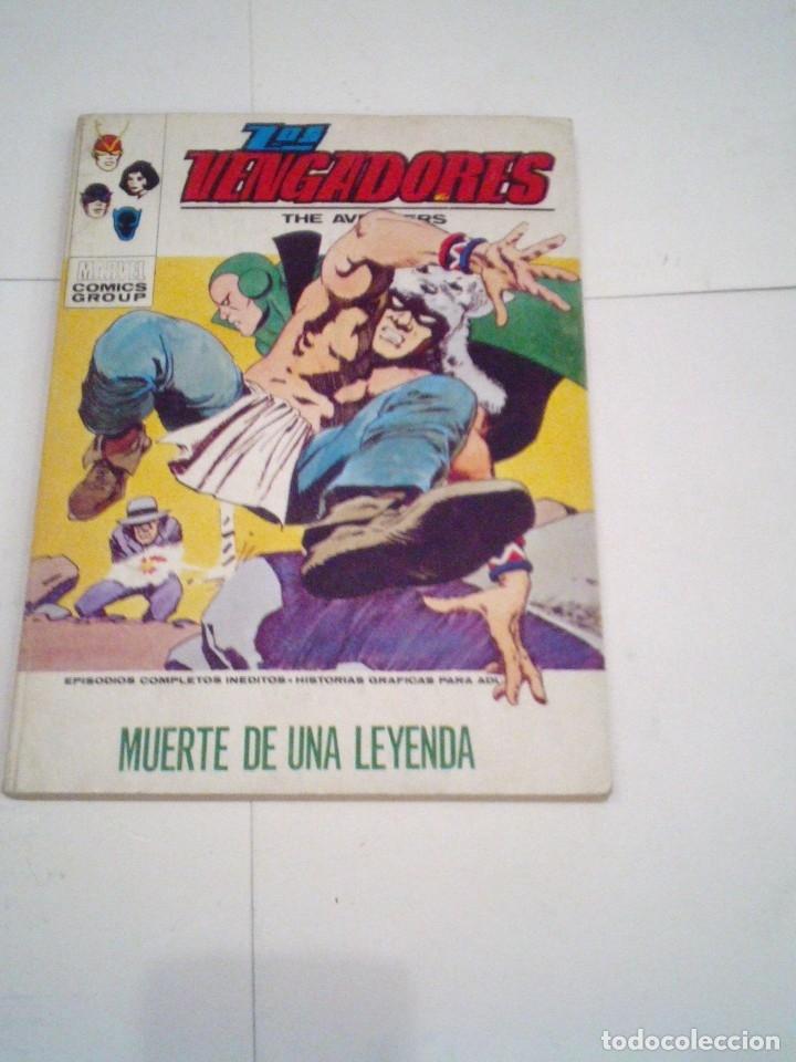 Cómics: LOS VENGADORES - VERTICE - VOLUMEN 1 - COLECCION COMPLETA - 52 NUMEROS - MUY BUEN ESTADO - GORBAUD - Foto 203 - 176450777
