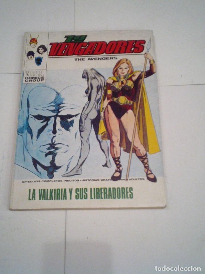 Cómics: LOS VENGADORES - VERTICE - VOLUMEN 1 - COLECCION COMPLETA - 52 NUMEROS - MUY BUEN ESTADO - GORBAUD - Foto 208 - 176450777