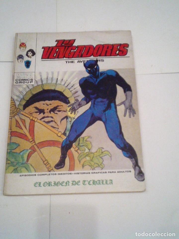 Cómics: LOS VENGADORES - VERTICE - VOLUMEN 1 - COLECCION COMPLETA - 52 NUMEROS - MUY BUEN ESTADO - GORBAUD - Foto 218 - 176450777