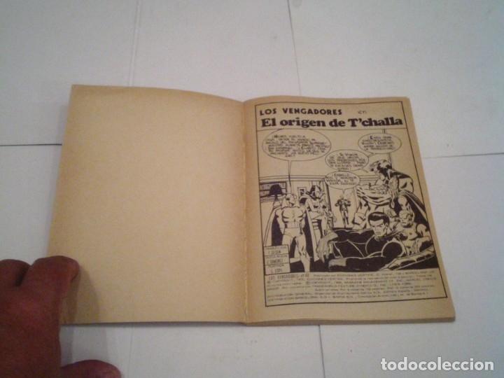Cómics: LOS VENGADORES - VERTICE - VOLUMEN 1 - COLECCION COMPLETA - 52 NUMEROS - MUY BUEN ESTADO - GORBAUD - Foto 219 - 176450777