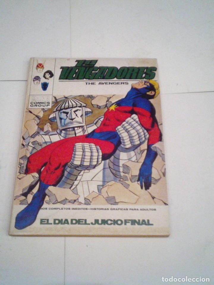 Cómics: LOS VENGADORES - VERTICE - VOLUMEN 1 - COLECCION COMPLETA - 52 NUMEROS - MUY BUEN ESTADO - GORBAUD - Foto 222 - 176450777