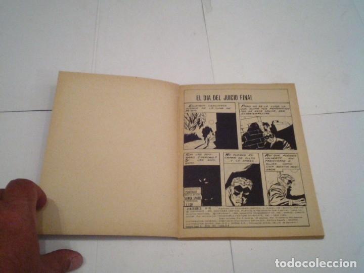 Cómics: LOS VENGADORES - VERTICE - VOLUMEN 1 - COLECCION COMPLETA - 52 NUMEROS - MUY BUEN ESTADO - GORBAUD - Foto 223 - 176450777