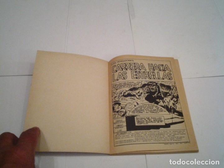 Cómics: LOS VENGADORES - VERTICE - VOLUMEN 1 - COLECCION COMPLETA - 52 NUMEROS - MUY BUEN ESTADO - GORBAUD - Foto 227 - 176450777