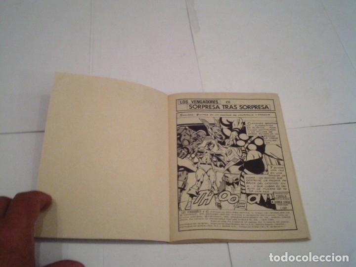 Cómics: LOS VENGADORES - VERTICE - VOLUMEN 1 - COLECCION COMPLETA - 52 NUMEROS - MUY BUEN ESTADO - GORBAUD - Foto 231 - 176450777