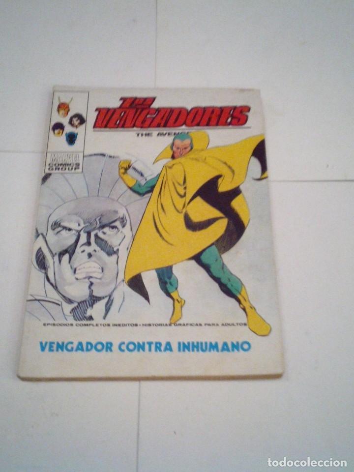 Cómics: LOS VENGADORES - VERTICE - VOLUMEN 1 - COLECCION COMPLETA - 52 NUMEROS - MUY BUEN ESTADO - GORBAUD - Foto 234 - 176450777