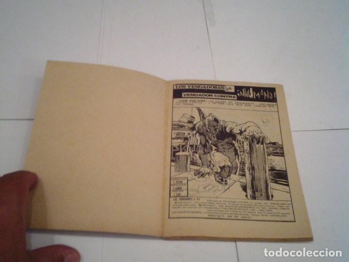 Cómics: LOS VENGADORES - VERTICE - VOLUMEN 1 - COLECCION COMPLETA - 52 NUMEROS - MUY BUEN ESTADO - GORBAUD - Foto 235 - 176450777